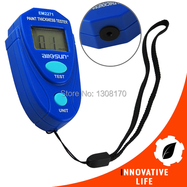 Online Shop Digital Mini Car Painting Thickness Tester Paint - Paint tester online