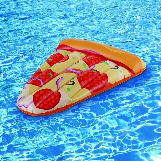 Aliexpress.com : Buy Inflatable Pizza Pool Float Mattress Swimming ...