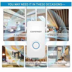Image 3 - Powerful Dual Band 1200Mbps WiFi Extender Internet Signal Booster Wireless Repeater 2.4GHz 5GHz Wi Fi Range Extender Antenna