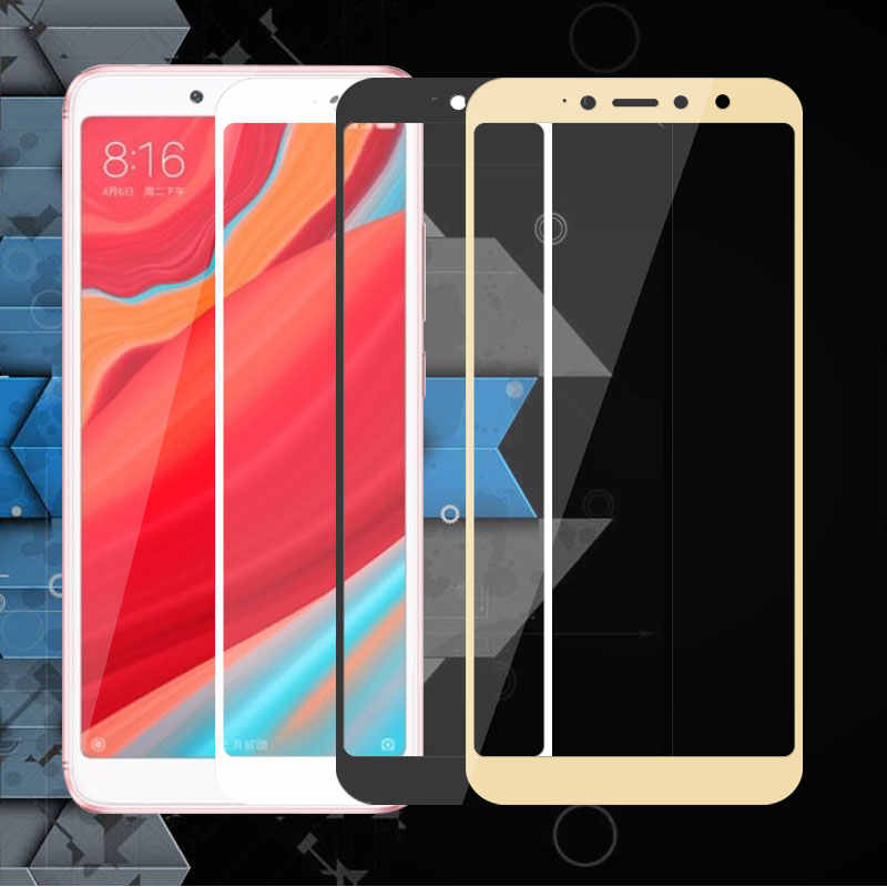 For Xiaomi Redmi S2 Glass Screen Protector For Xiaomi Redmi S2 Full Cover Tempered Glass Redmi S 2 Global Version Phone Film