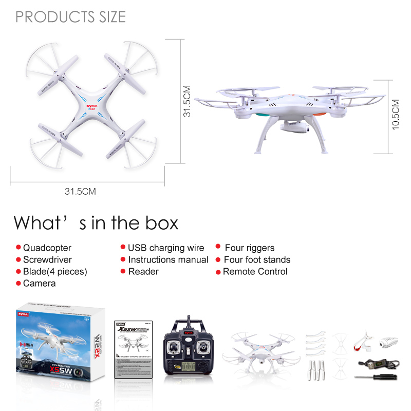 syma x5sw rc drone with camera hd wifi fpv real time quadcopter 2 4g Robotics Wiring-Diagram syma x5sw rc drone with camera hd wifi fpv real time quadcopter 2 4g 4ch remote control rc helicopter dron toys for children in rc helicopters from toys