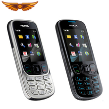 Разблокированный мобильный телефон NOKIA 6303i черного и серебристого цвета для вас на выбор есть русская или арабская клавиатура