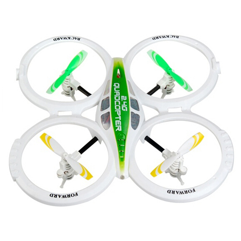 Quadcopter 6 Axis Gyro 4CH 2.4GHz ufo Helicopter RC Hobby Kids Toy Gifts radio control drone quadcopter helicoptero 2015 mini high speed rc ufo quadcopter cx 31 headless mode 4ch 6 axis gyro remote control drone helicopter toy with led light