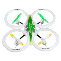 Hot 6 Axis Gyro 4CH 2 4GHz Ufo Helicopter Quadcopter RC Hobby Kids Toy Gifts Radio