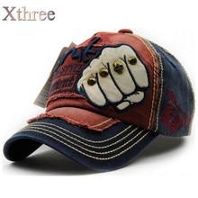 Xthree moda unisex hombre mujer gorra de béisbol del snapback del sombrero  gorras de verano de b05ee88bce5