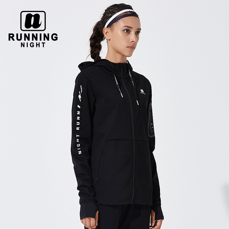 Hot Sweat Sports Jacket 5 Times More Sweat Running Suit Whfh 007