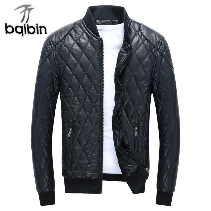 46f4aa6ad Detail Feedback Questions about Winter New Men's PU Leather Jacket ...