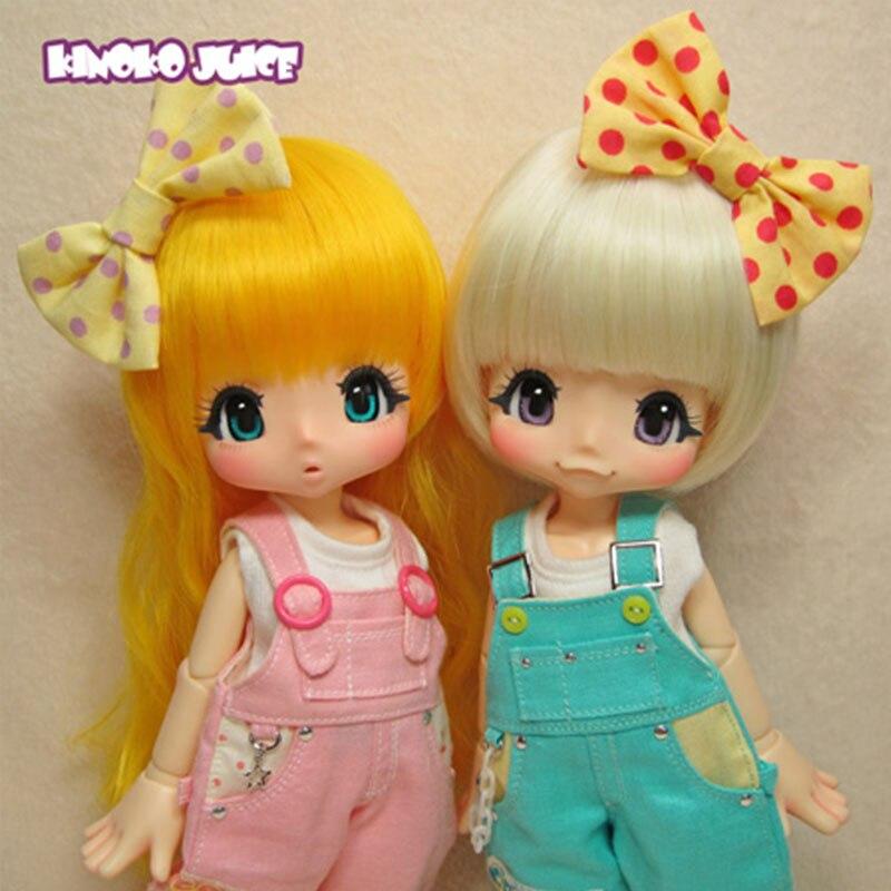 OUENEIFS bjd sd кукла kinoko сок Kiki 1/6 модель тела reborn для маленьких девочек куклы глаза высокое качество игрушки магазин смолы