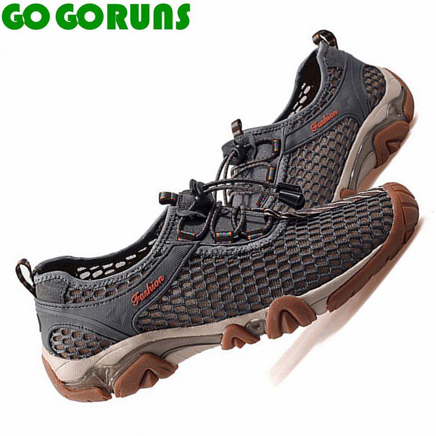 Mesh Brand Outdoor Shoes Summer Sandals From Beach In Men Breathable Luxury Sport Sneakers Running FcK1u3lJT