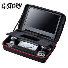 Игровой монитор g story 116 дюйма fhd 1080p для playstation