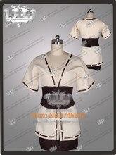 Naruto kushina uzumaki Fashion Party Kimono Uniform Cosplay Costume Any Size Free Shipping NEW