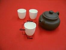 O wysokiej zawartości tlenku glinu al2o3 tygiel korundowy/Al2O3 tygiel ceramiczny/tygiel spiekany