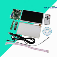 INNOLUX 7 Inch Raspberry Pi LCD Touch Screen Display TFT Monitor AT070TN90 With Touchscreen Kit HDMI
