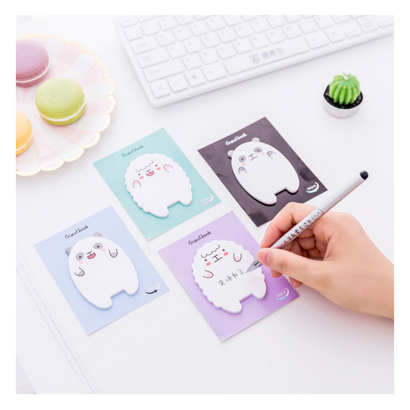 12PCS Stationary Kawaii Cute Planner Stickers De Papel Adesivo Office Decor Bloknot Post It Nota Memo Paper Stick Note Sveglia cheryl baldwin j the 10 principles of food industry sustainability