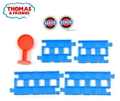Thomas E Amigos Trem Carro AccessoriesTrack Multicamadas Veículos de Construção Modelo Brinquedos Educativos Presente Para As Crianças Crianças Menino