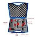 Virabrequim ferramenta de sincronismo do motor para volvo s40 s60 s80 xc90 t5 2.4 2.5 t 2.9 auto repair kit especial