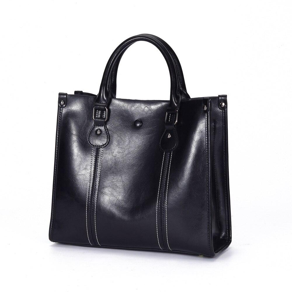 Sac à main en cuir véritable pour femmes sacs pour femmes grand sac à bandoulière en cuir de luxe sacs à main Designer grand fourre-tout pour femmes C1110