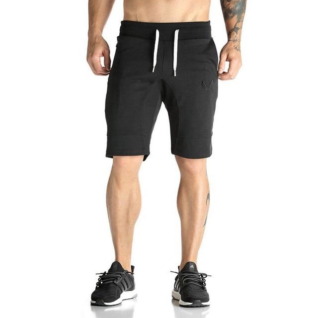 80a6466b07 Shark Hombres shorts homme de fitness transpirable homme bape bape shorts  cortos bermudas shorts shark cuerpo