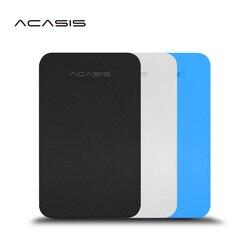 أكسيس الأصلي 2.5 المحمولة قرص صلب خارجي القرص 120GB 160GB 320GB 500GB 750GB 1 تيرا بايت USB3.0 HDD لأجهزة الكمبيوتر المحمولة والكمبيوتر المكتبي