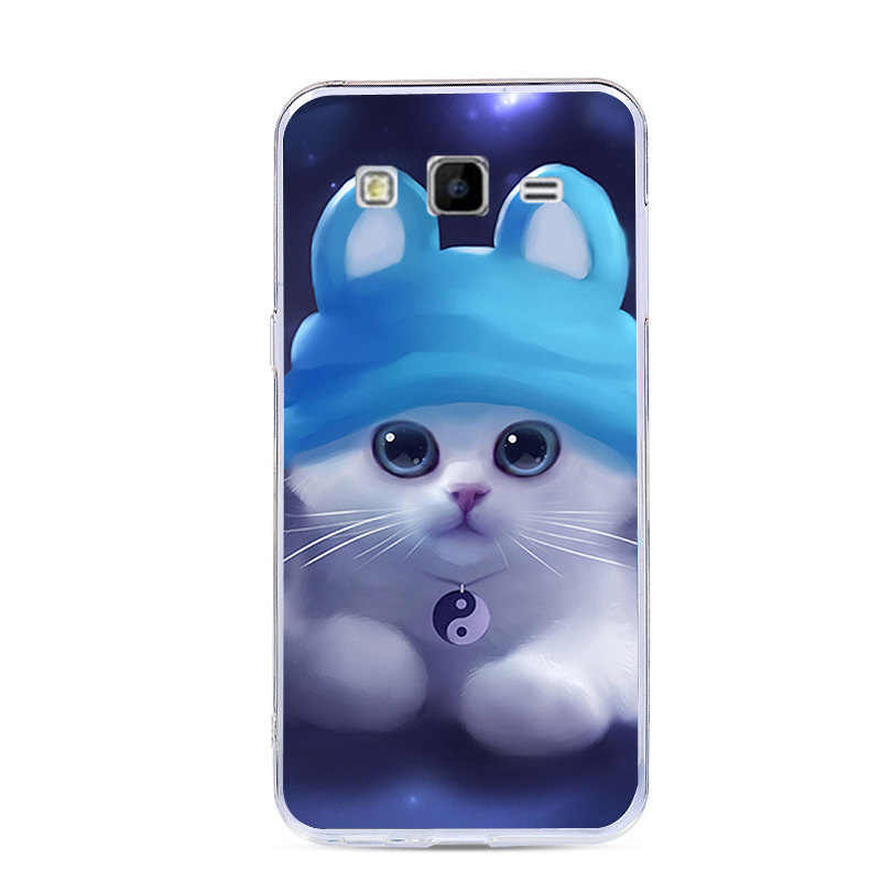 Silicone Case For Samsung Galaxy ACE 4 Neo Trend 2 Lite SM-G318H SM-G313H G313 G313H Duos DS Case TPU Phone Bags Painted