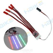 HAIKE RC 11.1V 3S lipo battery LED Lighting Flashing Controller for Quadcopter Multicoptor Helicopter