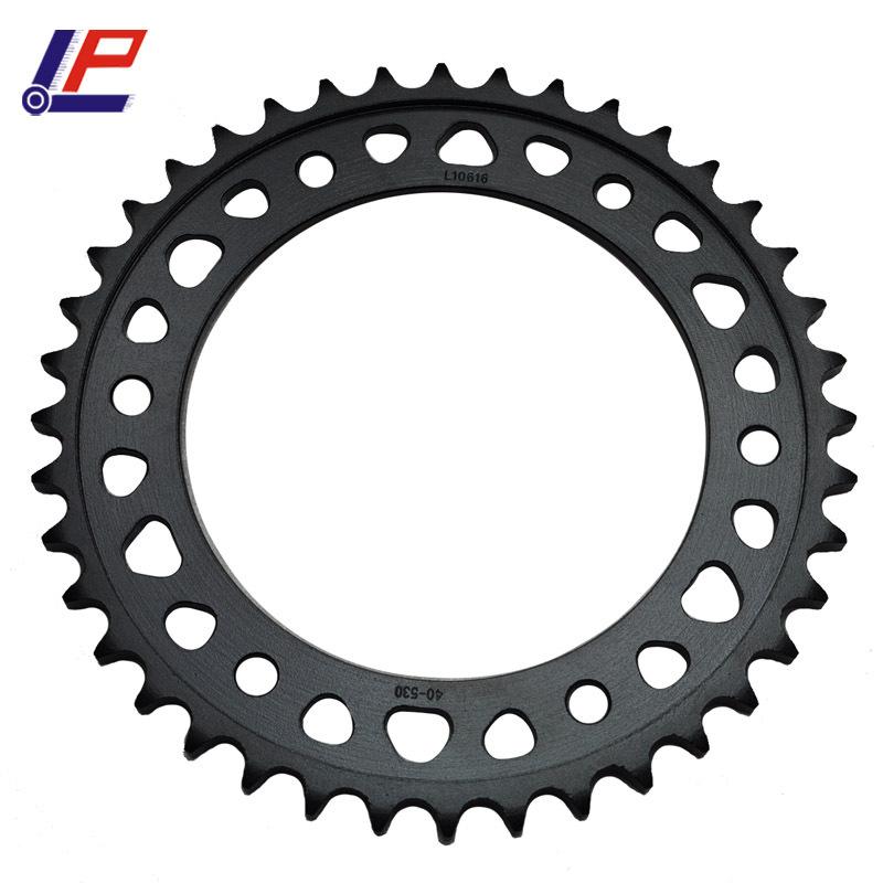 530 CHAIN 40T 41T 42T 43T Motorcycle Rear Sprocket For