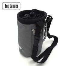 Магнит мешок скалолазание Мел мешок водостойкий карман для тяжелой атлетики на открытом воздухе Bouldering Magnesia сумка альпинистское оборудование
