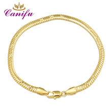 Canifu 210mm gold filled cute bracelet for women high quality bracelets factory price wholesale