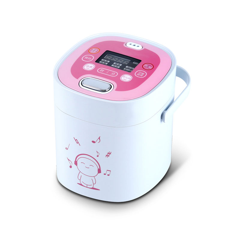 1.2L Mini Rice Cooker Home Appliances 300W Cooking Appliances S1-02 Reservation Timing Baby Porridge Kitchen Appliances mini electric pressure cooker intelligent timing pressure cooker reservation rice cooker travel stew pot 2l 110v 220v eu us plug