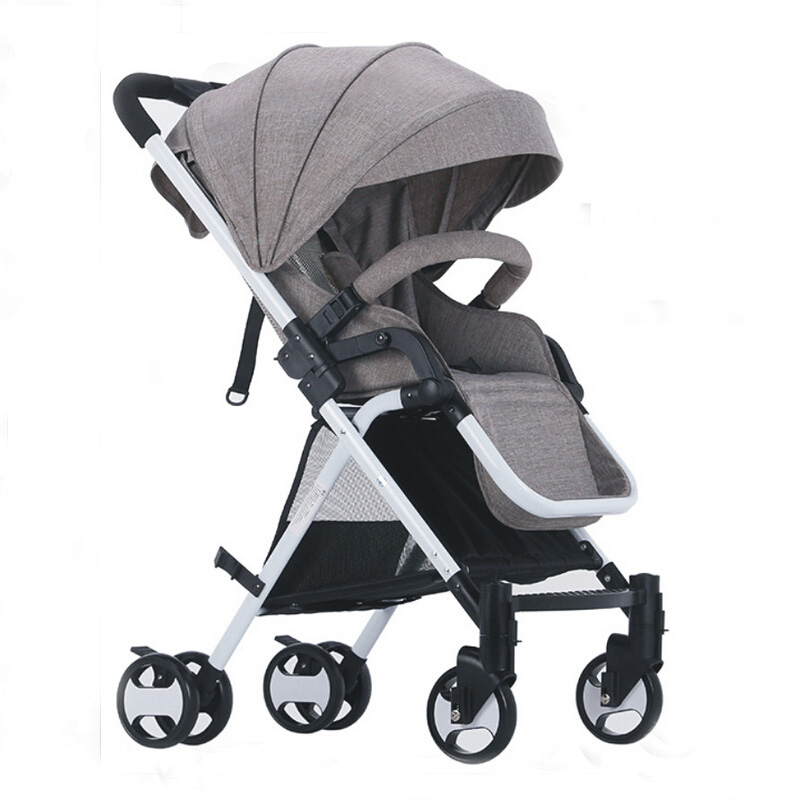 Lightweight Baby Stroller Travelling Kids Pushchair