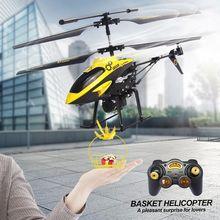 Карманный Дрон 3.5CH Gyro RC вертолет RTF радио управление игрушка-аэроплан Дрон Profissional мальчики игрушки Rc Дрон