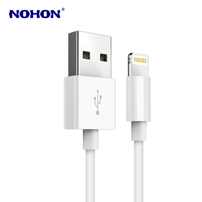 Image 2 - 1m 2m Original USB Data Sync Charging Cable for iPhone 7 8 Plus 6 6S PLUS X XS Max XR 5 5S 5C SE Fast Charger Mobile Phone Cable-in Mobile Phone Cables from Cellphones & Telecommunications