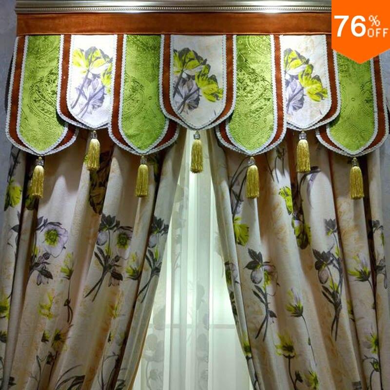 Online kaufen großhandel green velvet vorhänge aus china ...