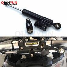 цена на Motorcycle Adjustable Accessories Damper Stabilizer Damper Steering For SUZUKI GSF650 BANDIT GSX1250 F SA ABS GSX1400 GSX650F