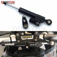Motorcycle Adjustable Accessories Damper Stabilizer Damper Steering For SUZUKI GSF650 BANDIT GSX1250 F SA ABS GSX1400 GSX650F