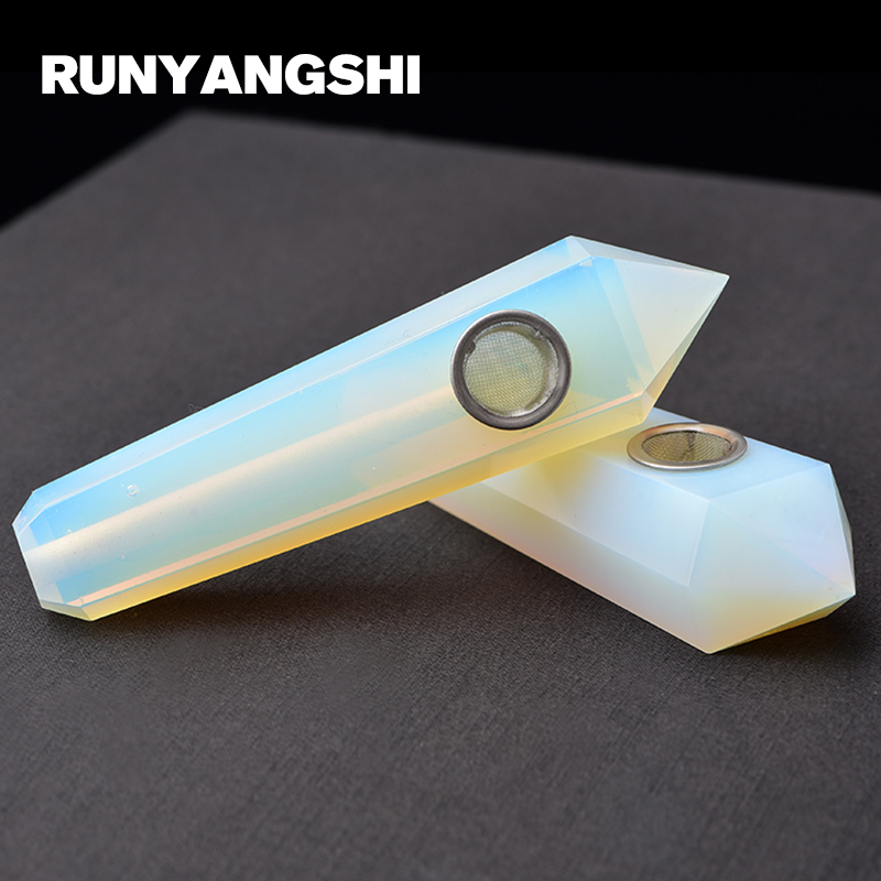 Runyangshi, Strainer, Crystal, Quality, Quartz, With