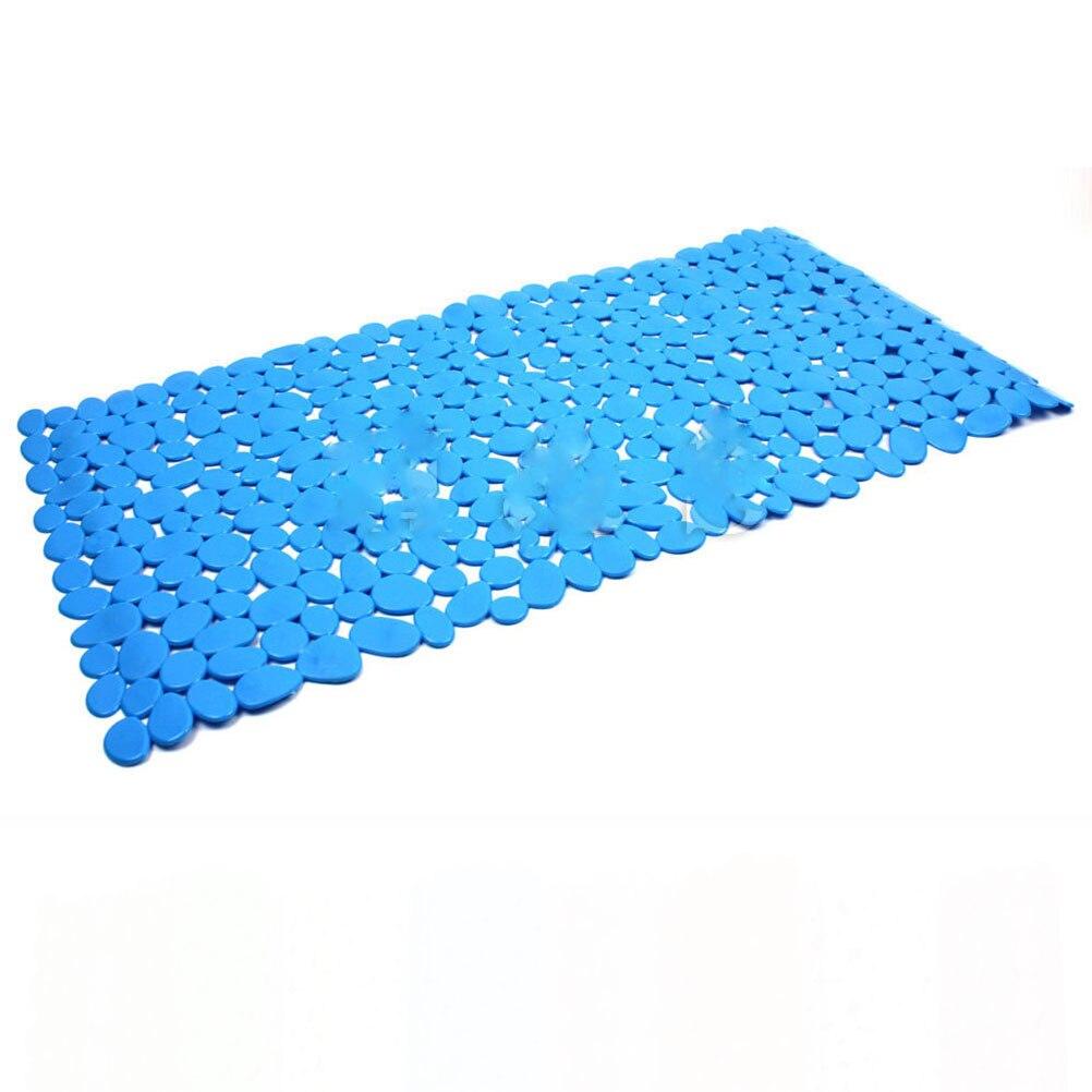 Anti Slip Anti Bacterial Stone Bath Mat Shower Bath Tub Clear Rubber ...