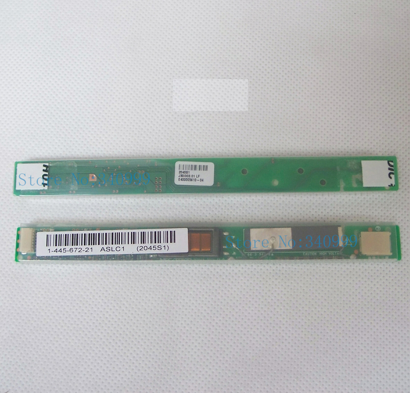 Free Shipping New Laptop LCD Inverter For Sony Vaio NR NR110E NR430E NR498E 1-443-887-21 1-443-887-51 1-445-672-21 ASLC1 2045S1