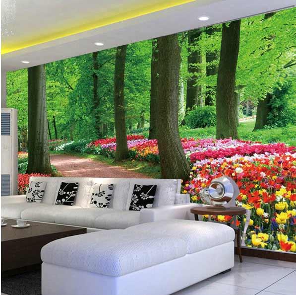 Online Buy Wholesale Wallpaper Murals Forest From China Wallpaper Murals Forest Wholesalers
