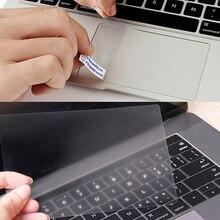 Высокопрозрачная Защитная пленка для сенсорной панели Macbook Air 13 Pro 13,3 15 retina Touch Bar 12 Touch Pad для ноутбука