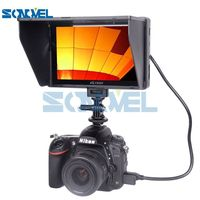 VILTROX DC 70HD 1920 1200 7 LCD Monitor For DSLR Camera Video Camera EOS Nikon