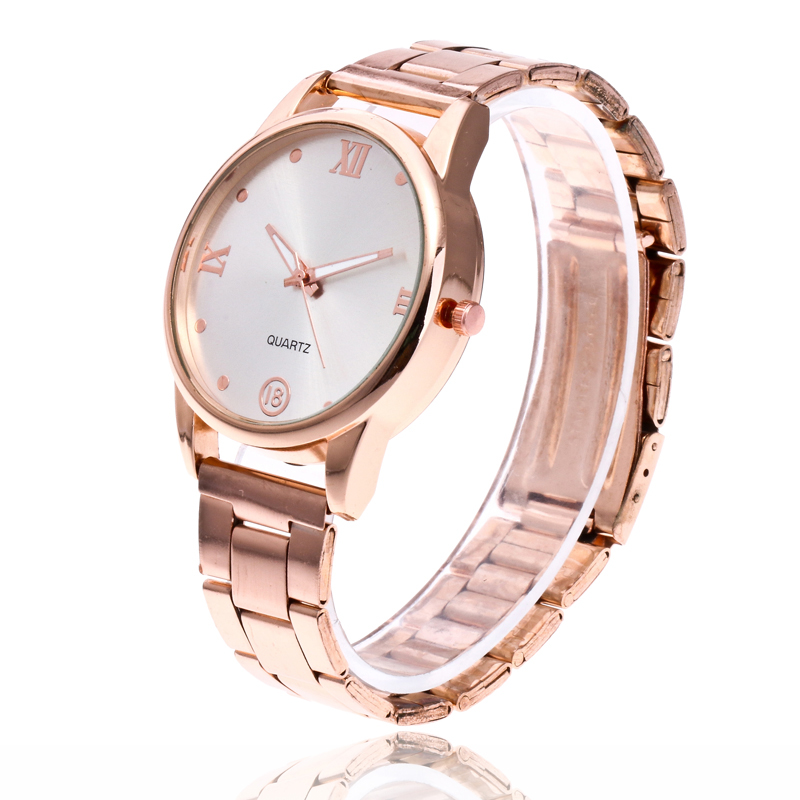 Fashion Women Dress Watches Luxury Womens Casual Ladies Rhinestone Quartz Watch Stainless Steel Wristwatches Relogio Feminino