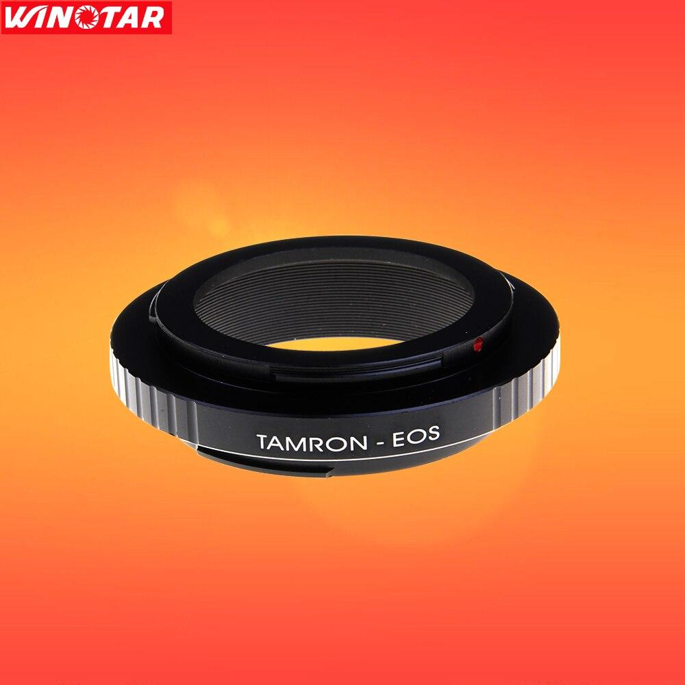 Adapter Canon Eos-Mount 700D 2-Lens 600D Tamron 80D 650D 6D To 7D 750D 60da 7DII 100d-1200d-T6