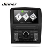 Dinpei Android автомобильный dvd для HAVAL Hover Защитные чехлы для сидений, сшитые специально для Great Wall H3 2003 2009 автомобиль радио gps навигации Автомобиль