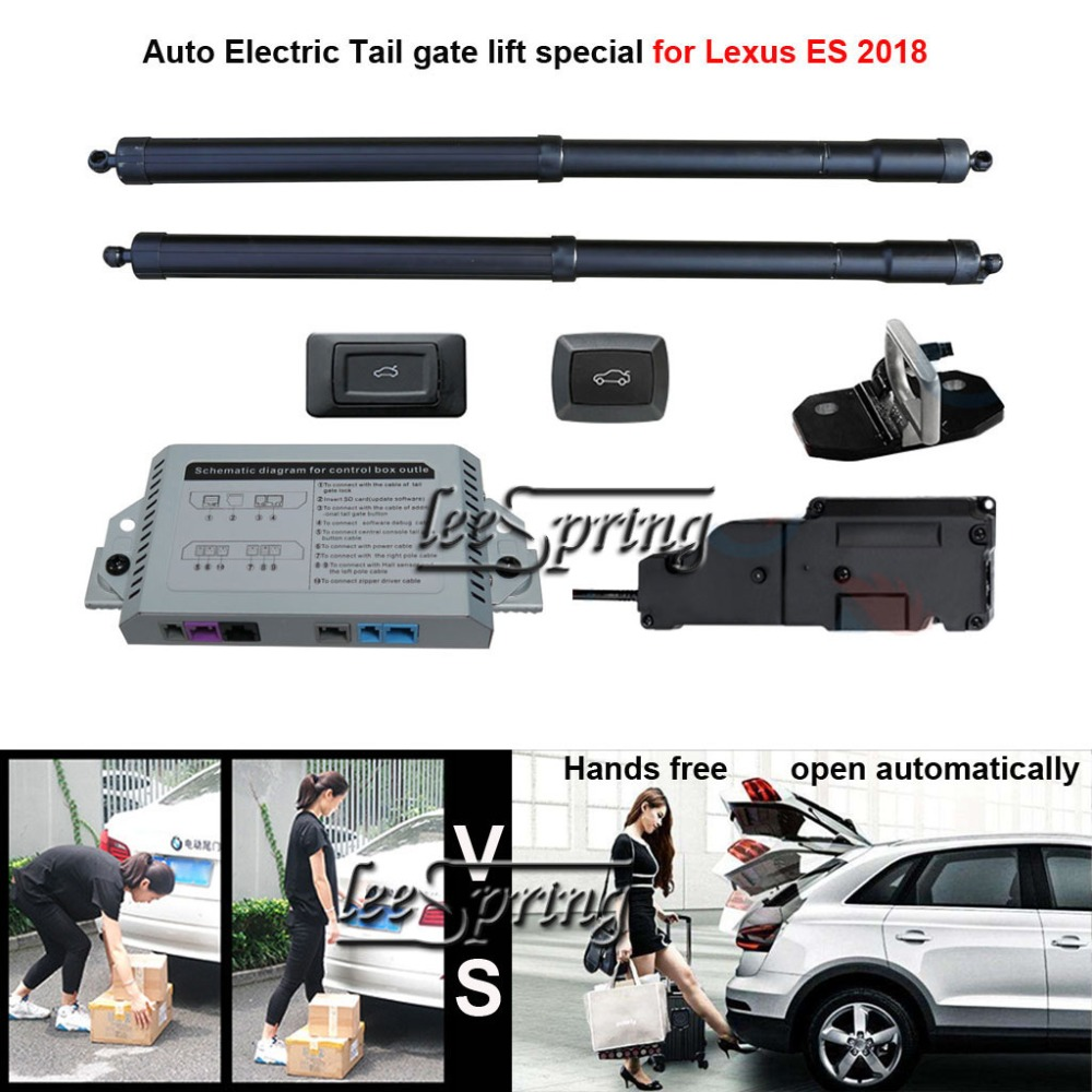 Car Electric Tail Gate Lift Special For Lexus ES 2018 Easily For You To Control Trunk