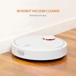 Image 2 - オリジナルxiaomi miロボット掃除機自動掃除ダスト蒸気滅菌スマート計画mijia appリモコン
