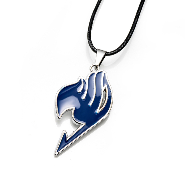 Fairy Tail Guild Symbol Necklace