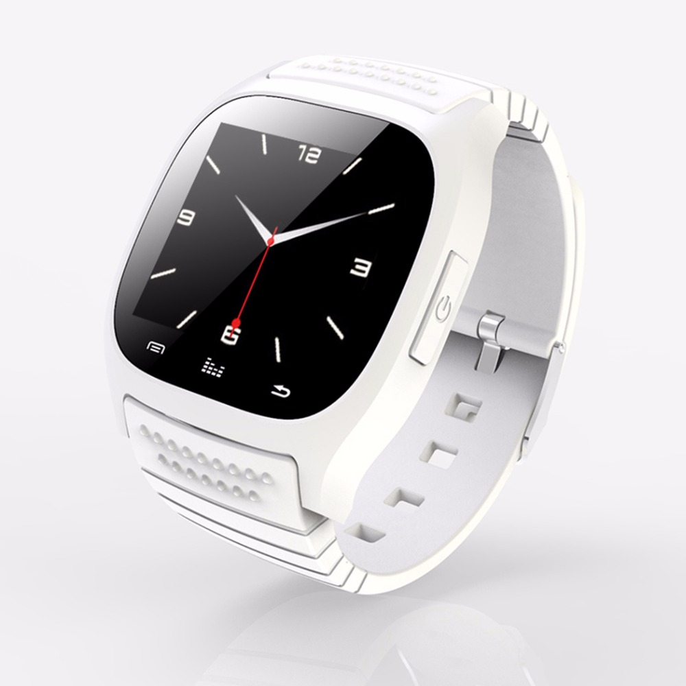 Smartwatch M26 Bluetooth Smart Wrist Watch Pedometer Music Player Waterproof font b Wearable b font font