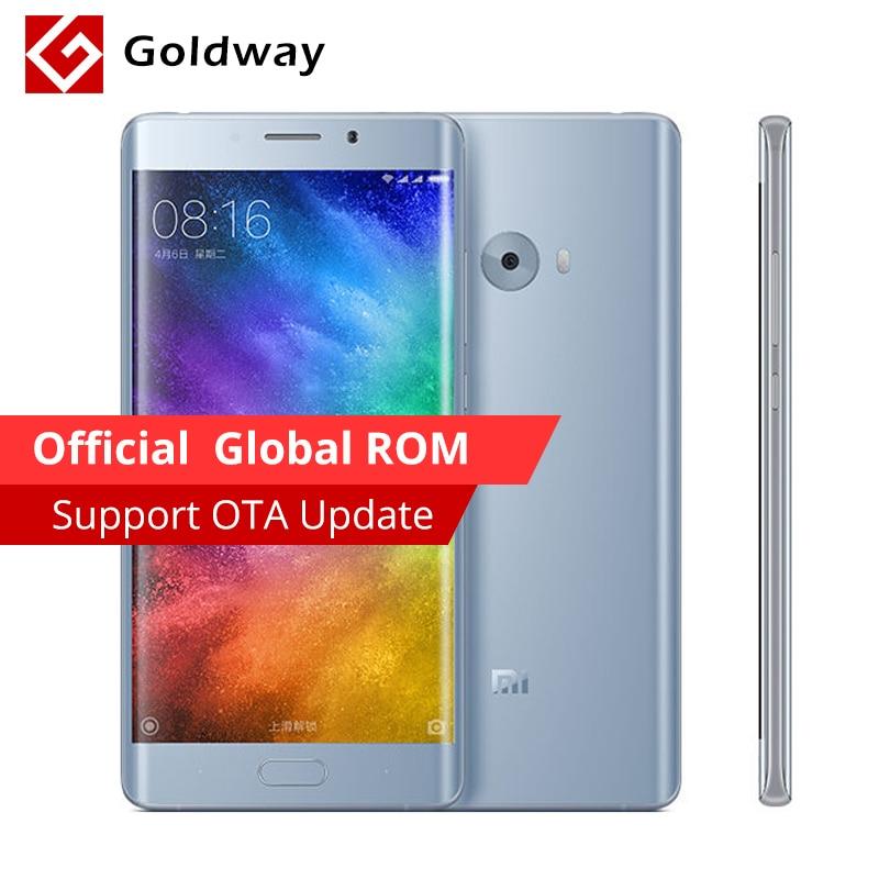 Original Xiaomi Mi Note 2 4GB RAM 64GB ROM Mobile Phone Snapdragon 821 5.7