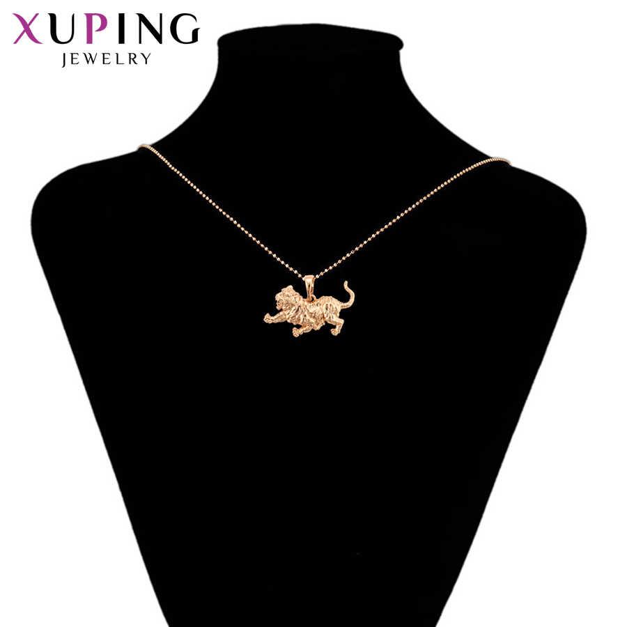 Xuping Fashion elegancki wykwintny wisiorek z serii zwierząt styl biżuteria dla kobiet świąteczny prezent na święto dziękczynienia S120, 9-34296